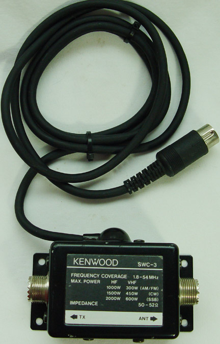 Kenwood SW-2000 SWR meter sw2000  Kenwood RM-76