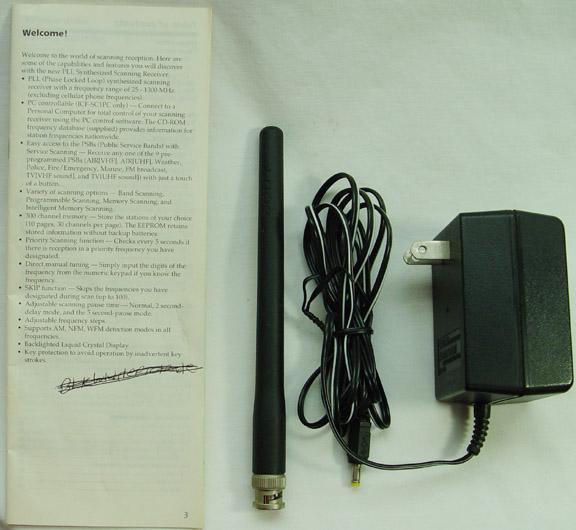Sony ICF-SC1, Sony ICF-SC1PC