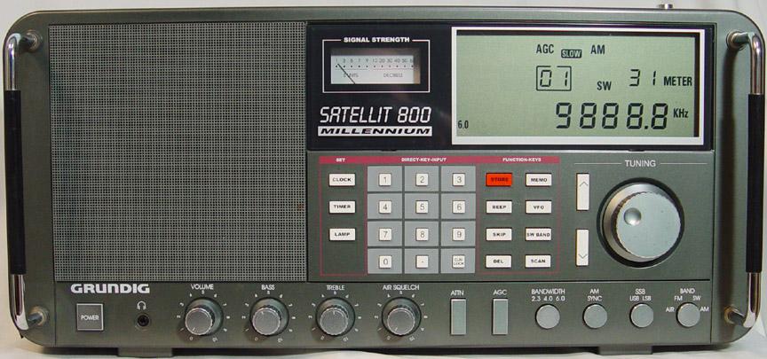 Used Grundig Satellit 800