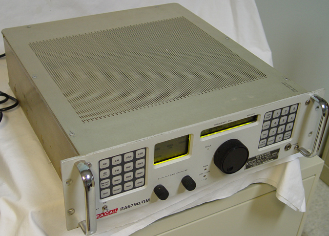 Racal Ra6790  Gm Ra6772 Shortwave Radio Receiver