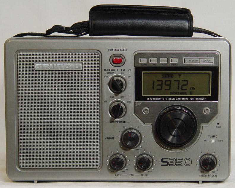 Grundig Field Radio manual