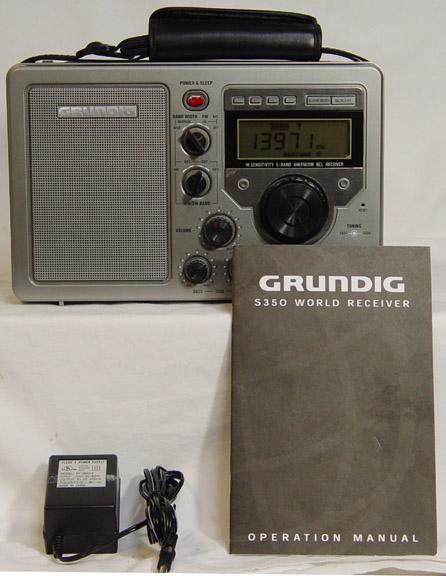 grundig s350 grundig s350dl rh universal radio com Grundig S350 Field Radio Eton Grundig S350DL