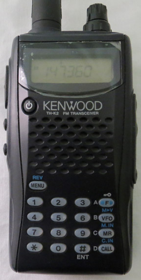 Kenwood Th K2at