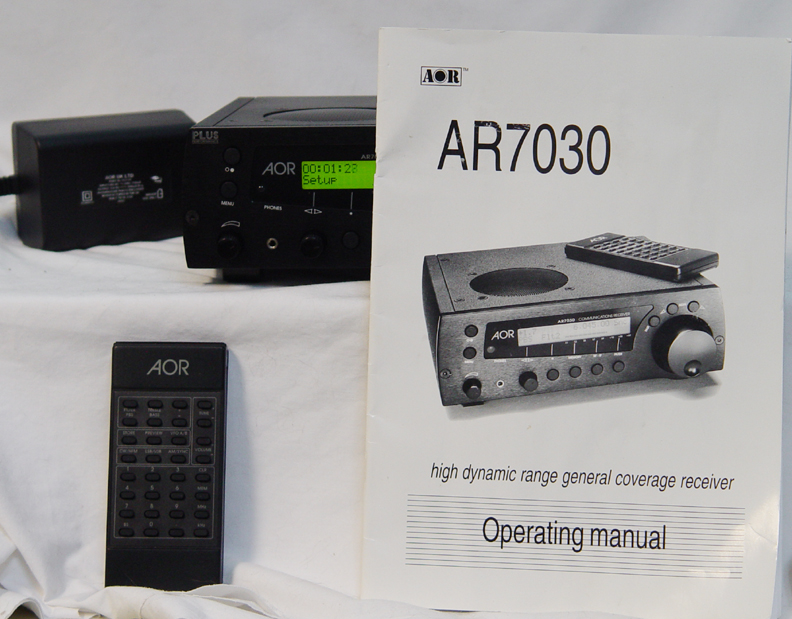 Aor Ar7030 Plus Manual