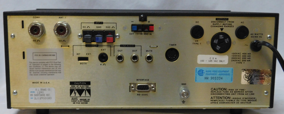 drake r8 drake r8a rh universal radio com  Drake R-4C
