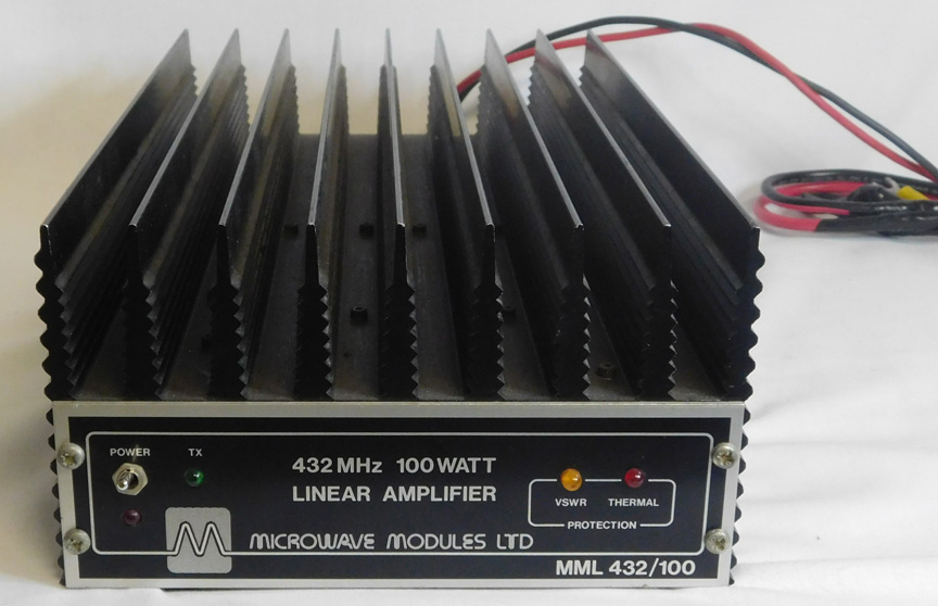 Microwave Modules MML 432/100 Amp, Microwave Modules MMS2, Microwave