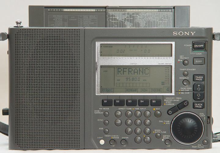 Sony Icfsw77 Sony Icf Sw77 Radio