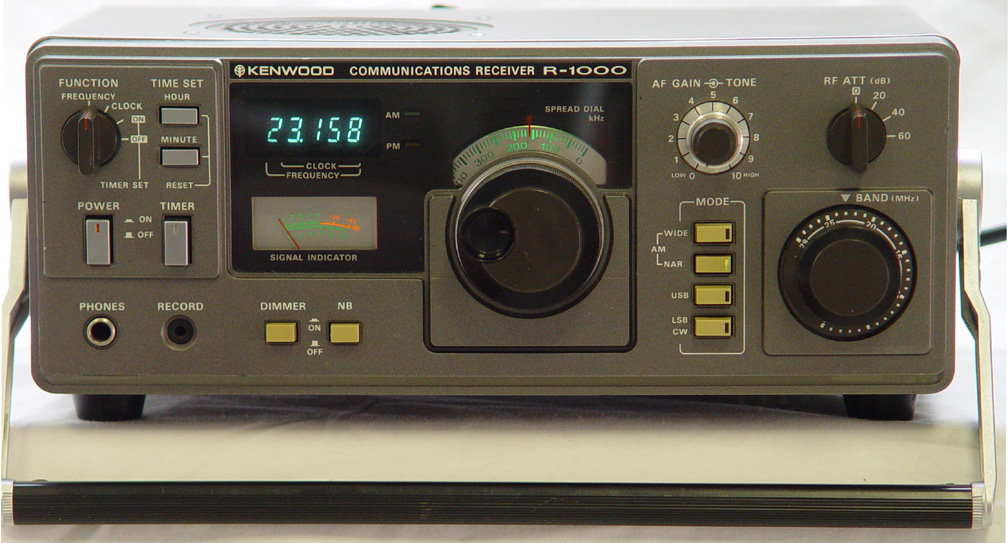 kenwood r 1000 kenwood r1000 rh universal radio com Kenwood R- 2000 Kenwood R 1000 Receiver