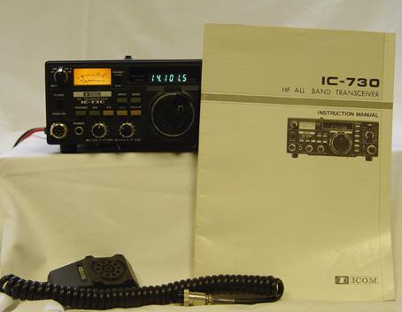 Icom Ic 730 Manual
