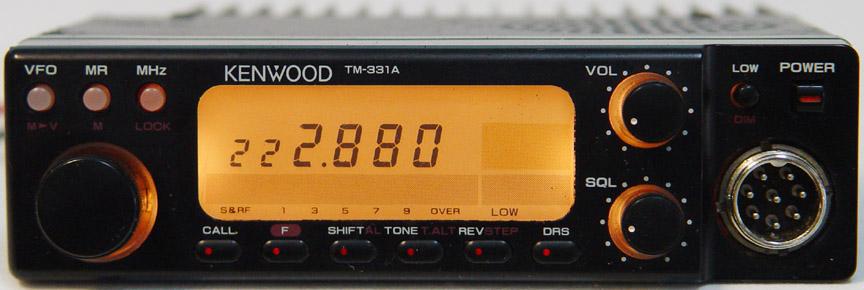 Kenwood TM-201A, TM-221A, TM-271A