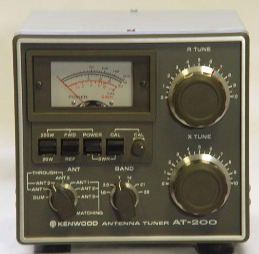 kenwood at 230 user manual