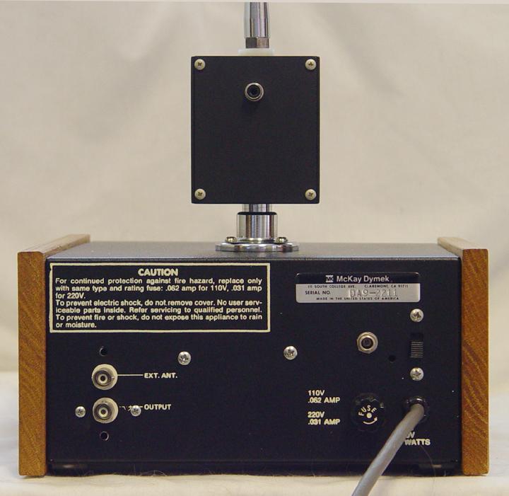 McKay Dymek DA-100
