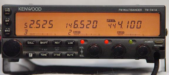 kenwood tm 741a kenwood tm 742a rh universal radio com Kenwood Mobile Radios Kenwood TM V7