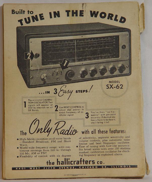 Old WRTH World Radio TV Handbooks, Used WRTH
