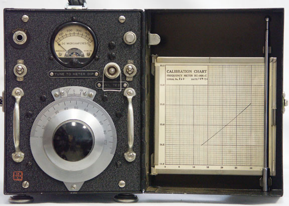 Signal Corps BC-906C Frequency Meter