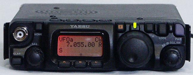 Yaesu FT-817 Transceiver
