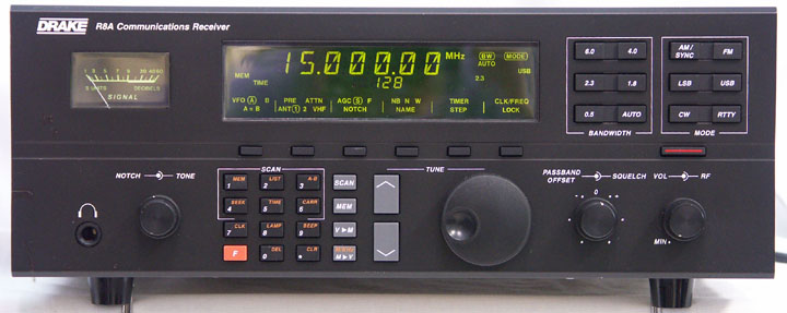 drake r8a drake r 8a receiver rh universal radio com  drake r8a service manual