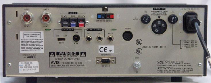 drake r8a drake r 8a receiver rh universal radio com