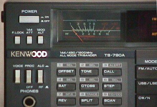 Kenwood TS-790 UT-10, Kenwood TS790
