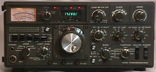 Kenwood TS-820S Product Reviews - t