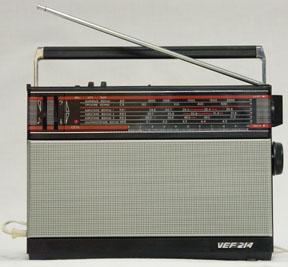 радиоприемник вэф 214 - Общественная схемотехника.