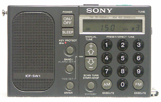 repair manual sony icf sw1 fm stereo receiver