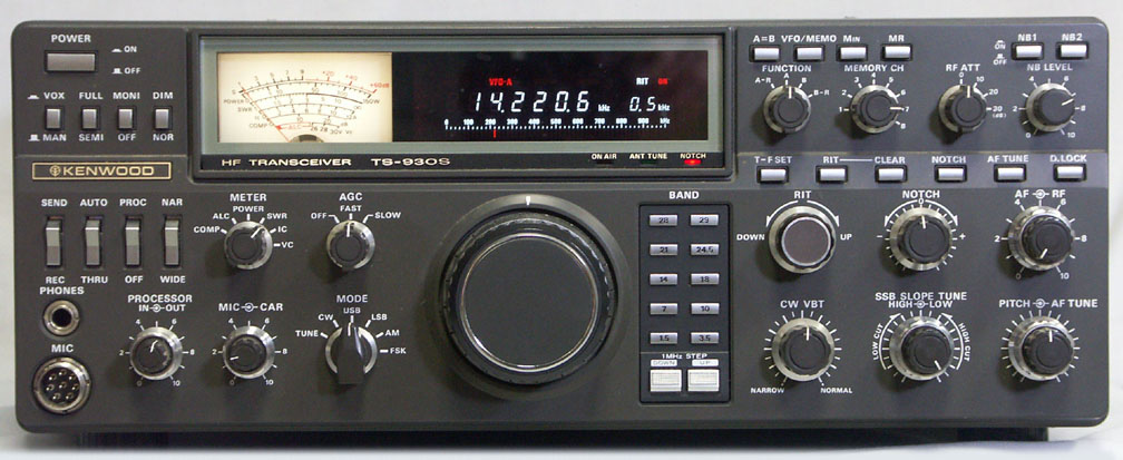 Kenwood ts 930 Manual