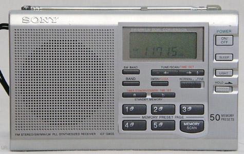 Sony Icf Sw30