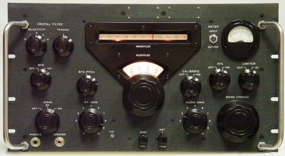 KR7W s Ham Radio Blog: Collins R-3Receiver Explorations