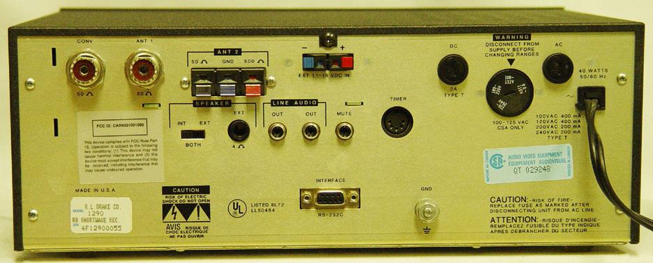 drake r8 drake r8a rh universal radio com Owner's Manual Service ManualsOnline